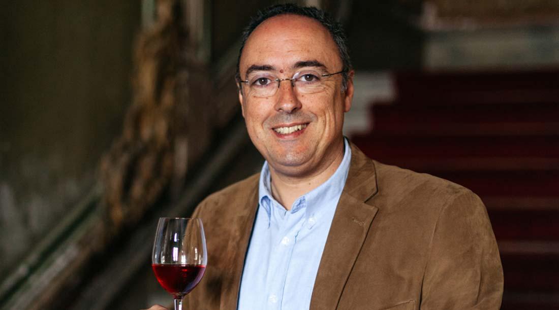 Manuel Pinheiro, Presidente da Comissão de Viticultura da Região dos Vinhos Verde