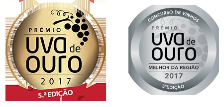 Medalha melhor da região em 2017